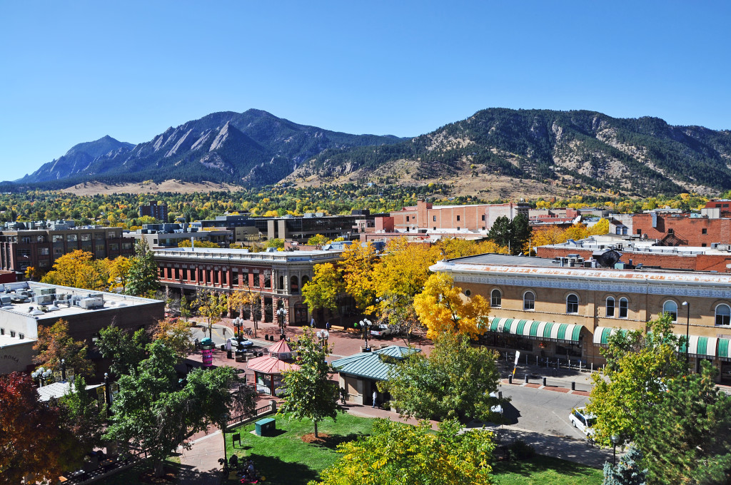 Boulder, Colorado - March 6-10, 2015
